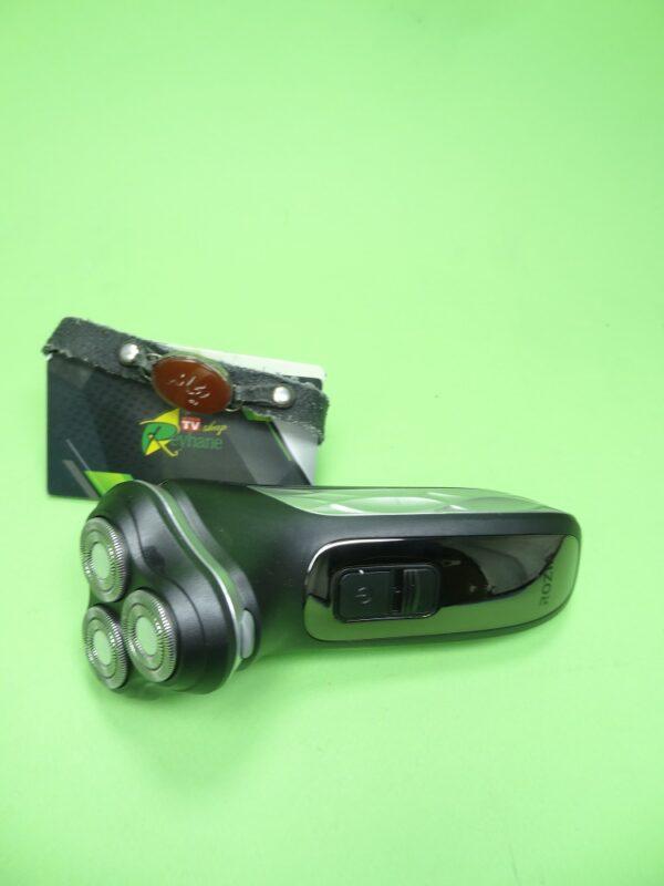 ریش تراش سه تیغ رزیا ROZIA مدل HT902