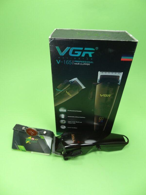 ماشین اصلاح سر و صورت وی جی ار VGR مدل V-165
