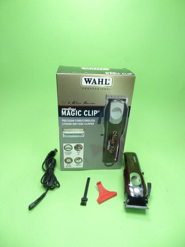ماشین اصلاح سر و صورت وال wahl مدل magic clip