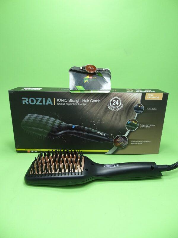 برس حرارتی مو رزیا HR677 rozia
