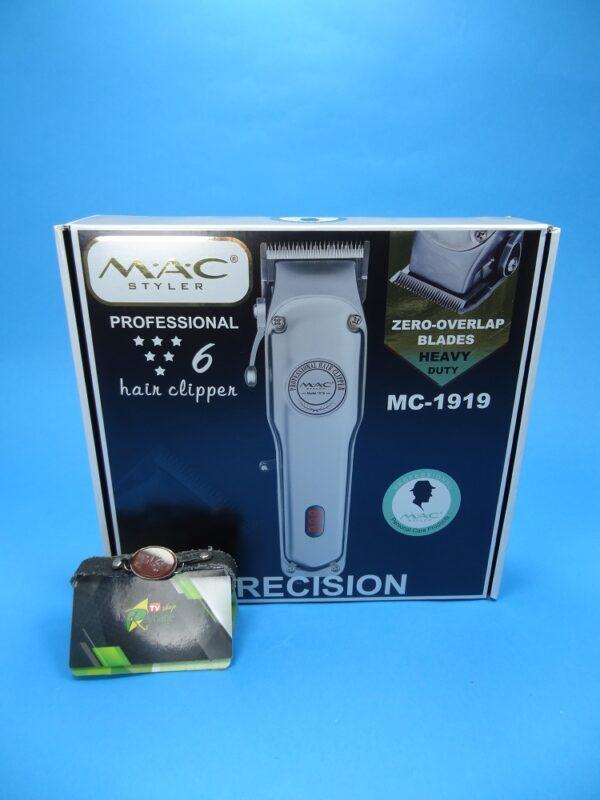 ماشین اصلاح مک استایلر MC-1919 mac styler